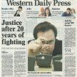Western Daily Press 3.03.11